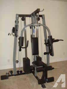 Weider pro 4850 workout station for sale in south charleston west