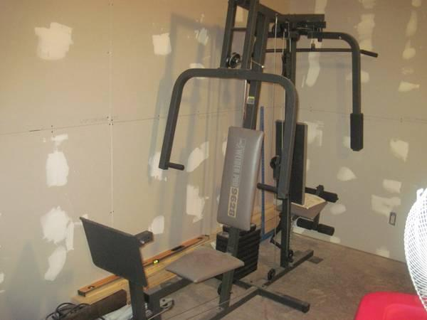 Weider 8630 Training System Classifieds Buy Sell Weider 8630