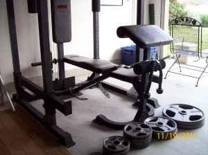 Weight Bench Weider Club C650 Hutto Texas For Sale In Austin Texas Classified