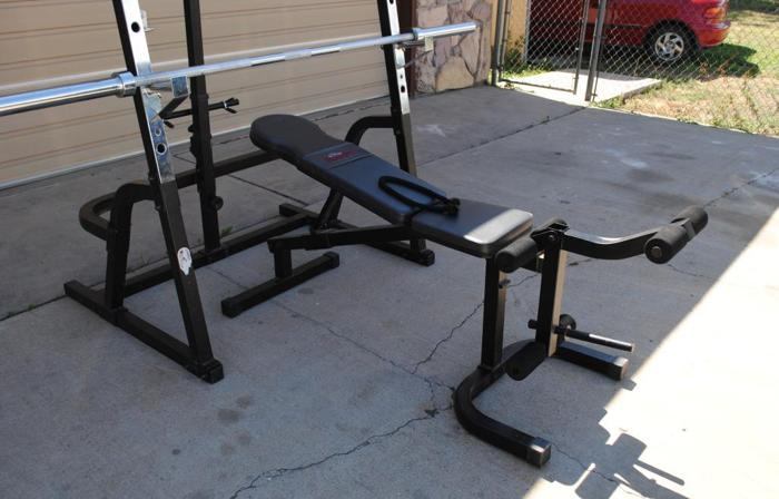 Weight Bench With Olympic Bar Pueblo For Sale In Pueblo Colorado Classified