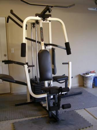 Find more club weider 16. 6st home gym system with weights for sale.
