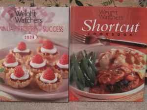 Weight Watchers Cookbooks - $10 Easley