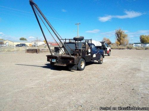 welding trucks for sale for sale in baggs wyoming classified. Black Bedroom Furniture Sets. Home Design Ideas