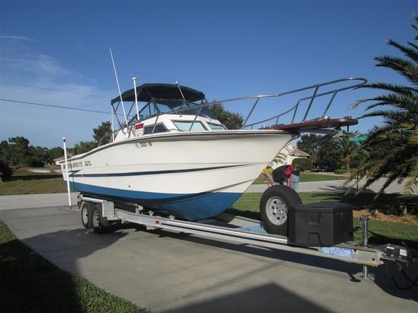 Well Maintained 1989 Hydro Sports Vector W A Cuddy W Twin