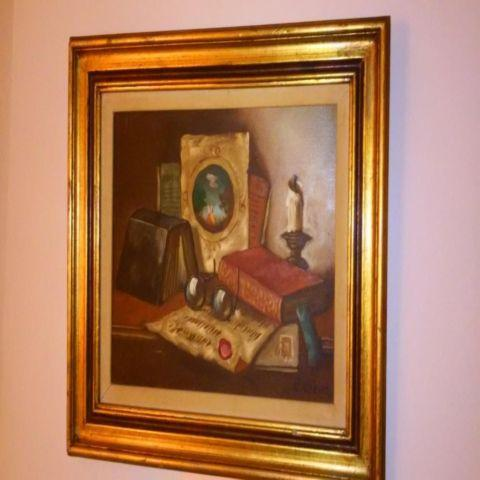 thomas lee persian cat oil painting for sale in California ...