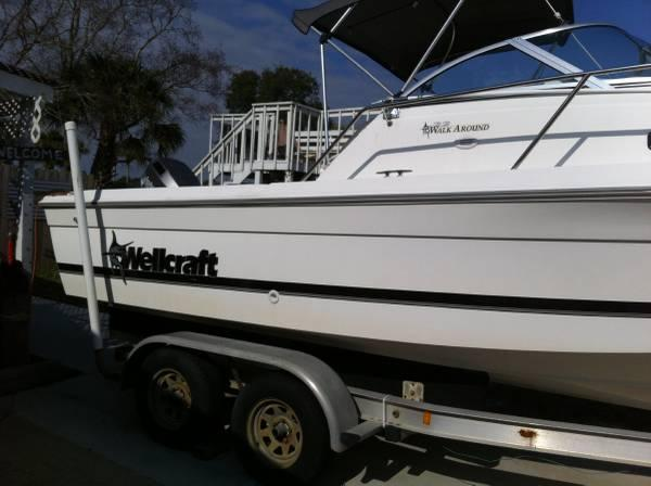 Wellcraft 22wa - $8500