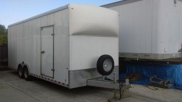 Space Between Tires On A Tandem Travel Trailer