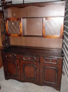 Welsh dresser or china cabinet for sale in houston texas for Chinese furniture houston tx