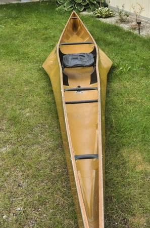 Wenonah Kevlar Solo Canoe *Reduced* - $1950