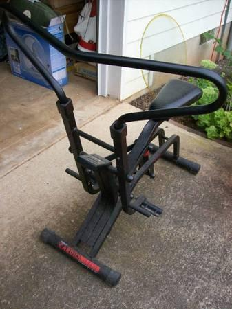 Weslo Cardio Glide Low Impact Exercise Machine For Sale
