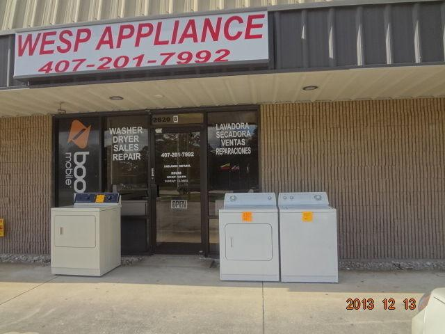 Wesp Appliance Sales Amp Repair For Sale In Kissimmee