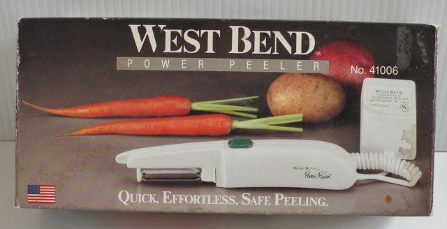 West Bend Electric Power Peeler For Sale In Milwaukee