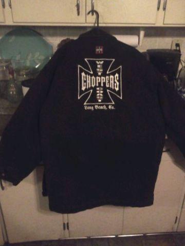 west coast choppers coat