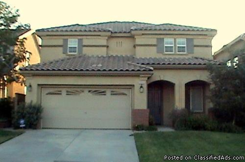 West palmdale 2 story home for rent all appliances included for sale