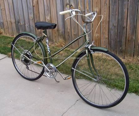 Western Flyer 5-Speed Women?s 26? Bicycle - Vintage