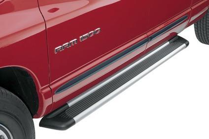Westin 27-6620 Brite Aluminum Step Board