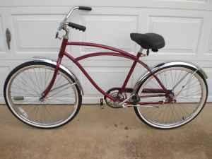 Cruiser Bikes Made In Usa Westport Cruiser Bike Made in