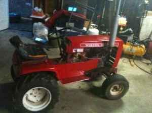 wheel horse - $250 (Chandler)