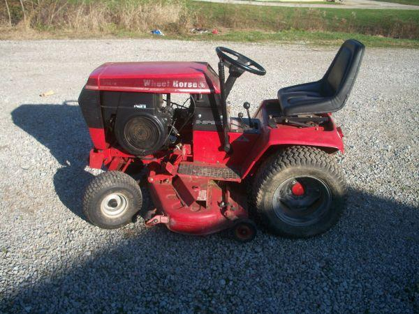 Wheel Horse Mower - $1000 (Chillicothe)