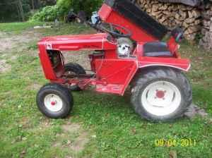 wheelhorse gt-14 - $325 (binghamton)