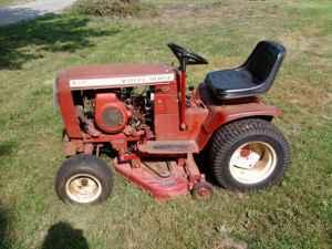 wheelhorse tractor great shape - $500 (martinsburg, wv)