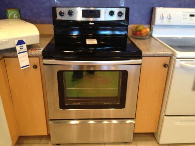 how to clean electric stove glass top