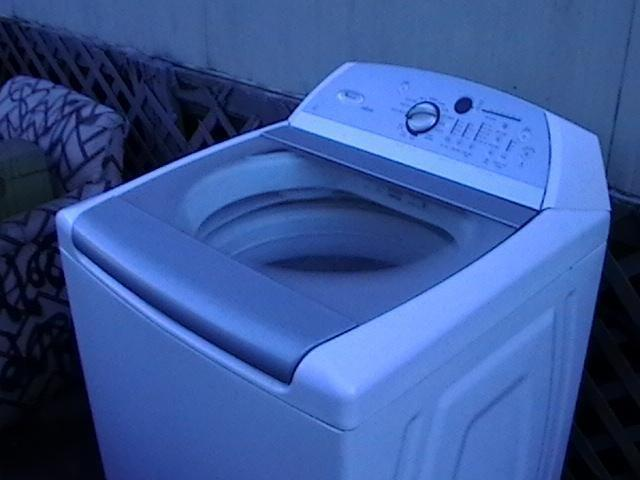 Whirlpool Cabrio He High Efficiency Clothes Washer For