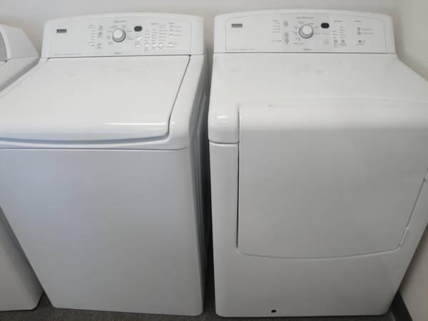 Whirlpool Cabrio Washer And Dryer Set For Sale In
