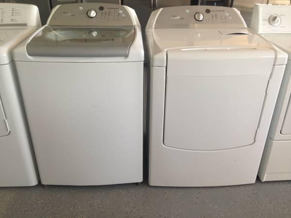 Whirlpool Cabrio Washer And Dryer Set For Sale In Houston