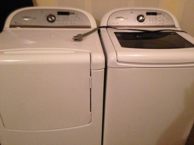Whirlpool Cabrio Washer And Dryer Set For Sale In Prairie