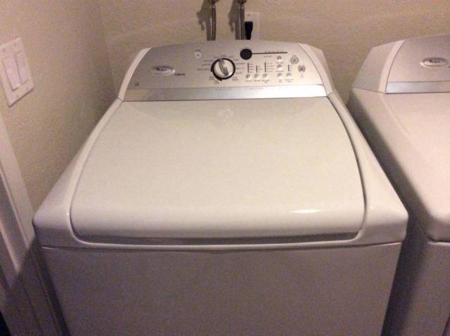 Whirlpool Cabrio Washer Dryer Combo Used For Sale In