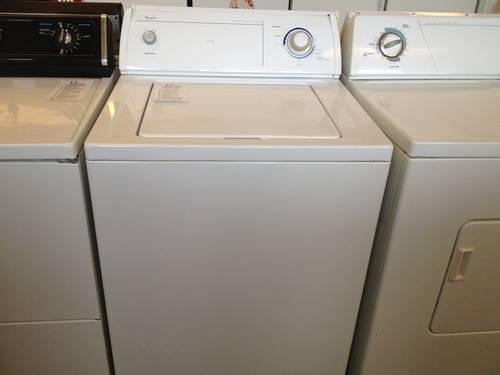 Whirlpool Commercial Quality Washer Washing Machine