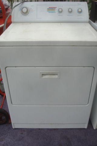 Whirlpool Dryer White Color For Sale In Saint Cloud