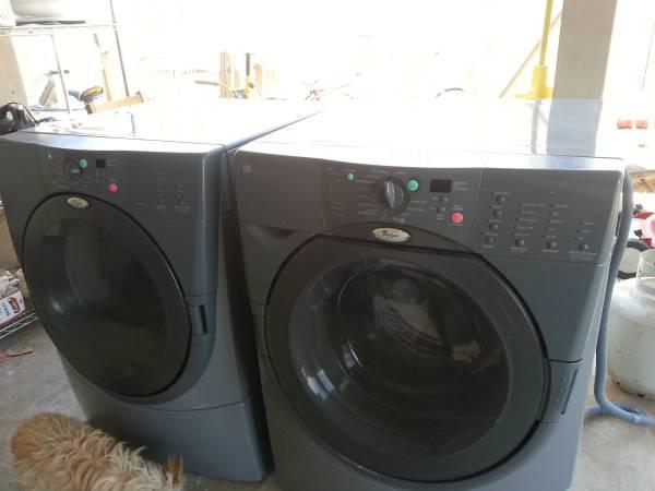 Washer dryer stuff for sale in turlock ca - Whirlpool duet washer and dryer ...