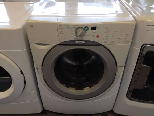Whirlpool Duet Ht Front Load Washer Used For Sale In
