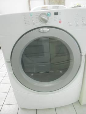 Whirlpool Duet Sport Gas Dryer Wgd8300sw2 For Sale In