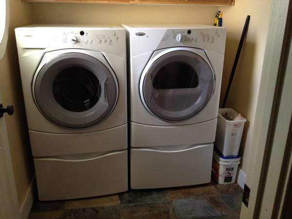 Whirlpool Duet Sport ht washer and dryer - for Sale in Orem, Utah ...