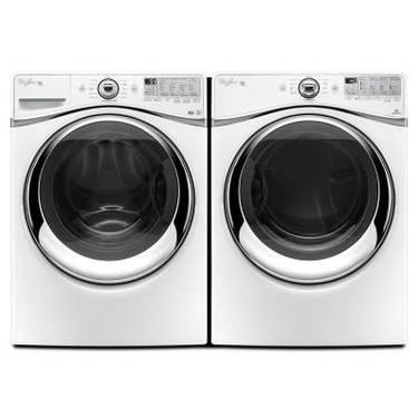 Whirlpool Duet Steam Washer And Dryer Set For Sale In