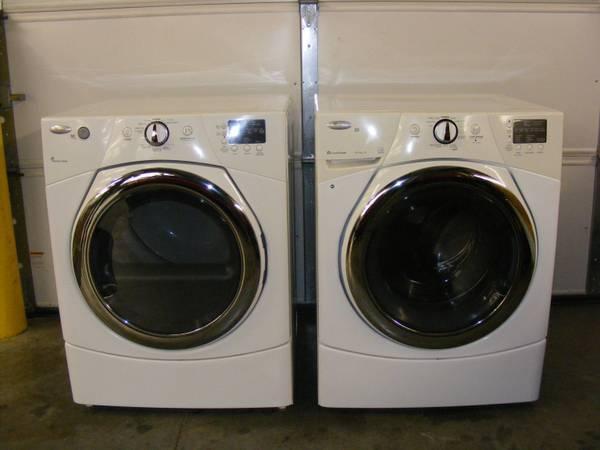 Whirlpool Duet Washer  Dryer Set - $1200