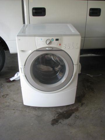 Whirlpool Duet Washer Dryer Set