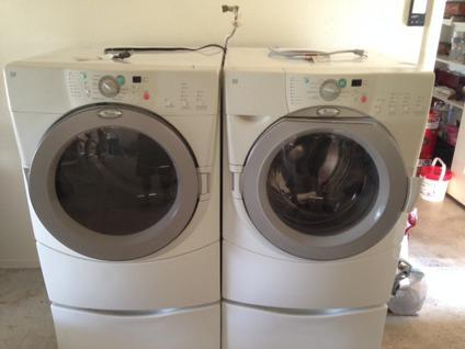 Whirlpool Duet Washer Dryer Set For Sale In Tempe Arizona