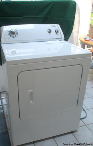 Whirlpool Electric Dryer 2012 Model For Sale In Peachtree