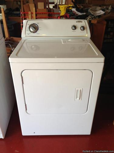 Whirlpool Electric Dryer For Sale In Fort Worth Texas