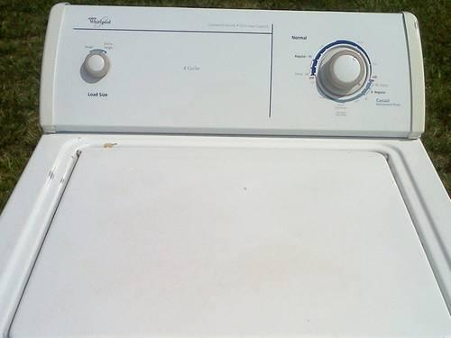 Whirlpool Extra Large Capacity Washer For Sale In High