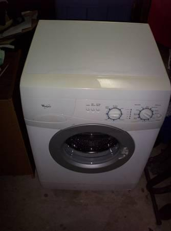Whirlpool front load compact washer - $100