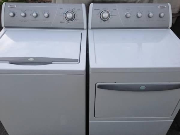 Whirlpool Gold Commercial Washer Amp Dryer 240 Volts For