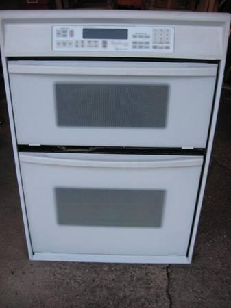 Whirlpool Gold Double Wall Oven Microwave And Gas