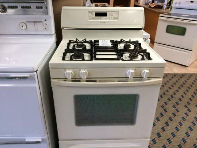 Whirlpool Gold Duo Gas Range Stove Oven For Sale In Tacoma