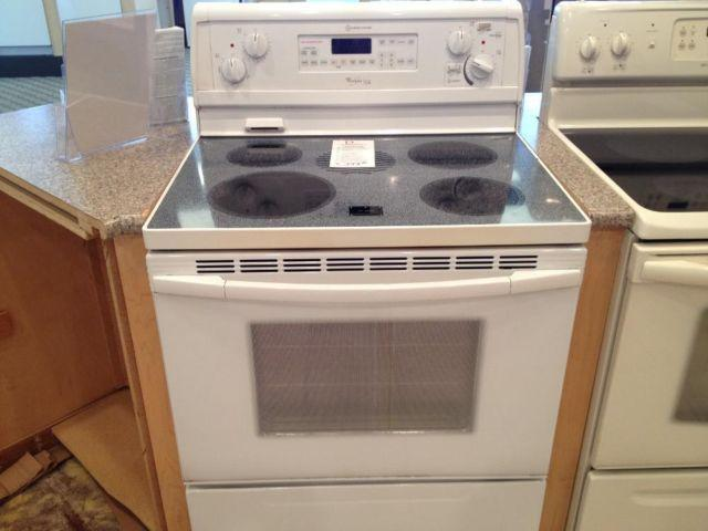 Whirlpool Gold Self Cleaning Gl Top Range Stove Oven