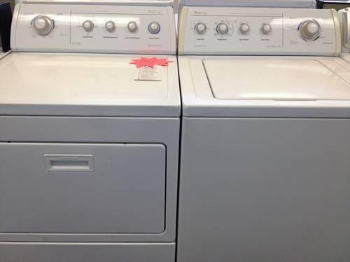 whirlpool gold series washing machine